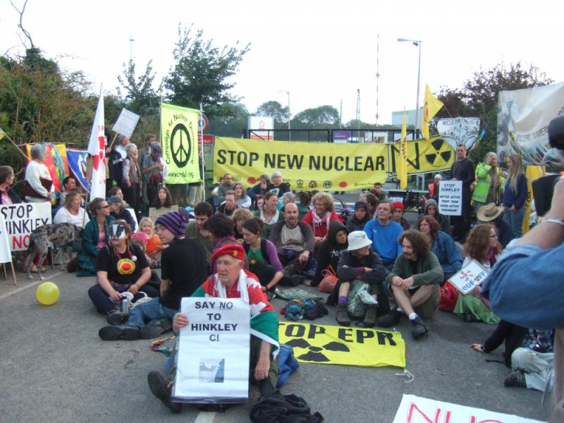 Bloqueo Hinkley Point
